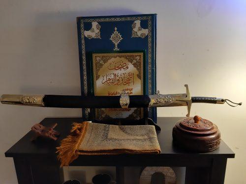 Resurrection Ertugrul Sword photo review