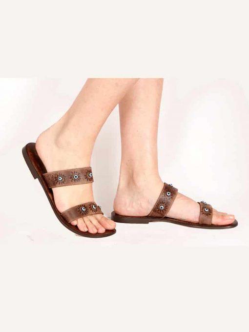 blue-beaded-flip-flops