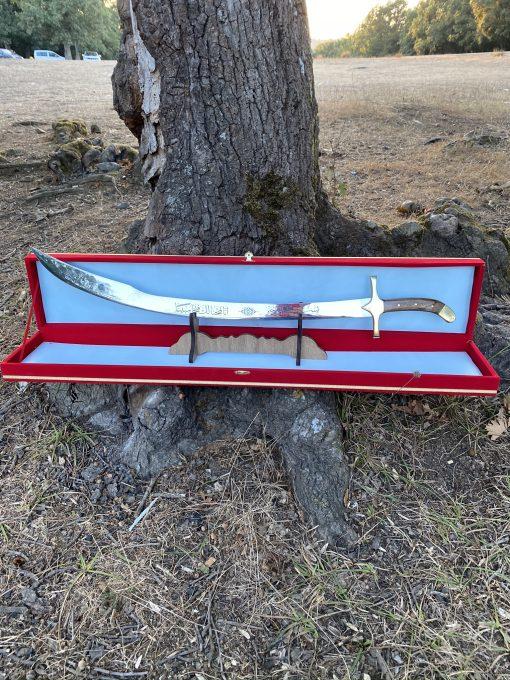 Buy Turkish Ottoman Sword 1 510x680 - Ottoman Sword