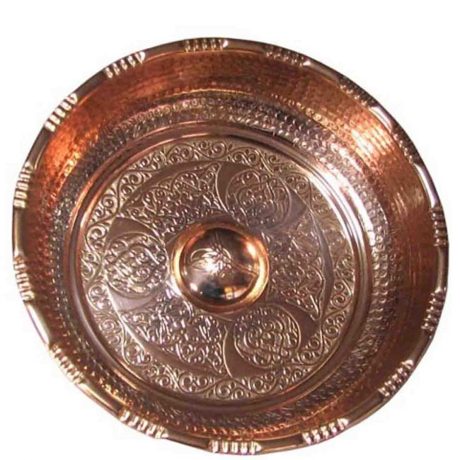 Copper Bath Bowl 650x650 - Copper Bath Bowl