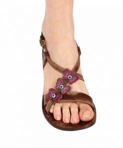 Cross Strapped Butterflies Sandals 2 247x296 - Cross Strapped Butterflies Sandals