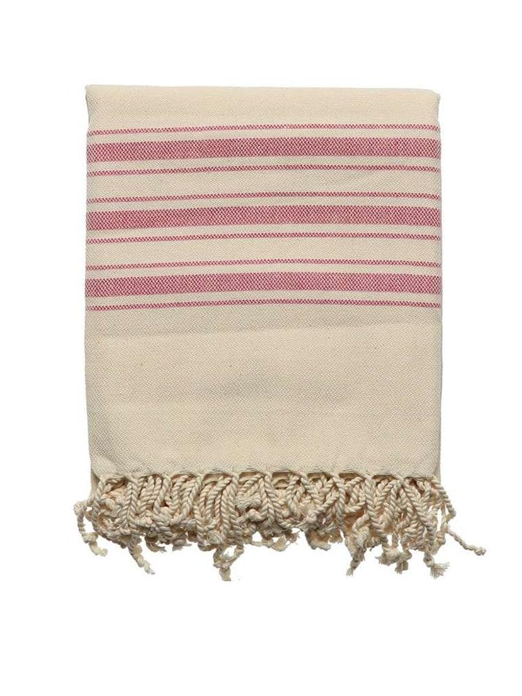Hand Weaving Set Red 1 - Hand Weaving Pestemal Set