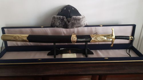 Resurrection Ertugrul Sword photo review