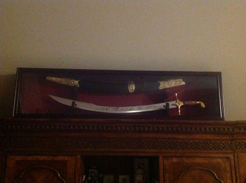 Ottoman Sword photo review