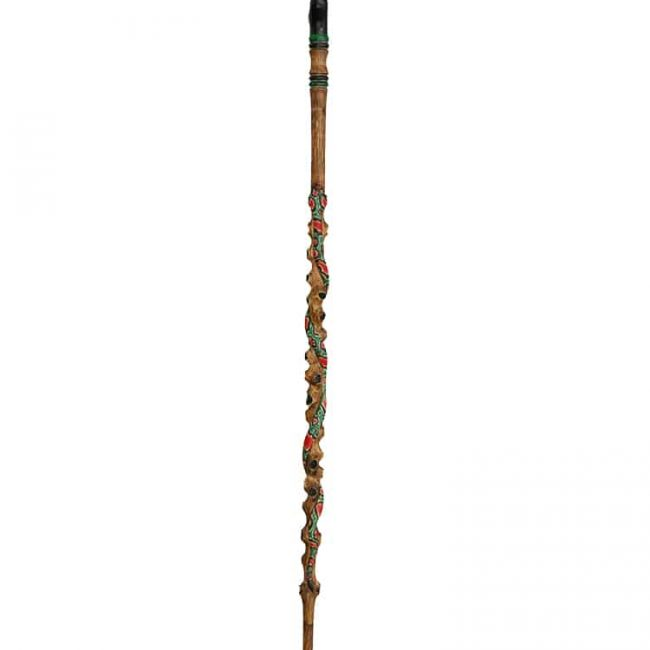 Orthopedic Colorful Walking Cane cool3 650x650 - Derby Handle Anotomical Walking Cane