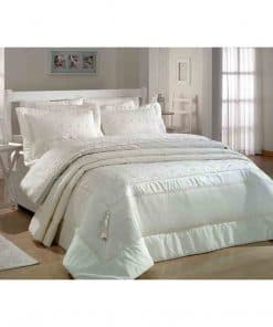 Pure Beige Charming Bedspread Set 247x296 - Pure Charming Bedspread Set
