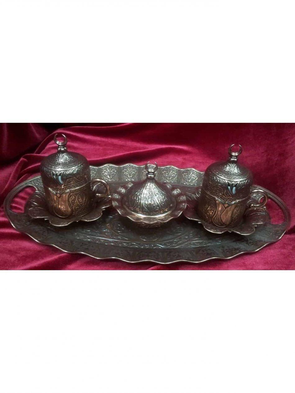 Turkish Coffee Copper Espresso Set 950x1268 - Turkish Coffee Copper Espresso Set