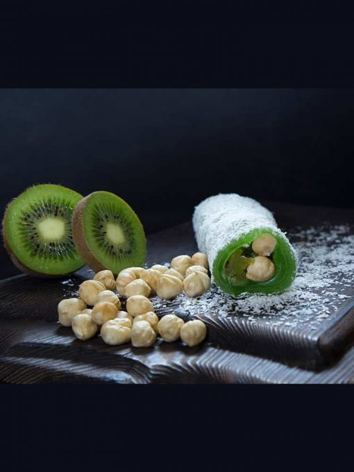turkish-delight-kiwi-nut-flavor-covered-with-coconut