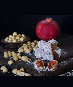Turkish Delight Nut And Pomegranate Flavor 1 247x296 - Turkish Delight Nut And Pomegranate Flavor