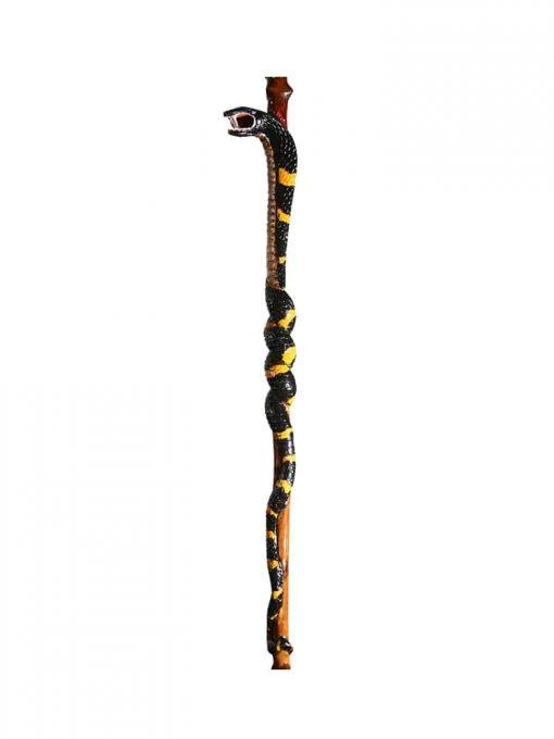 Voldemort Walking Stick cool6 510x680 - Snake Carved Walking Stick