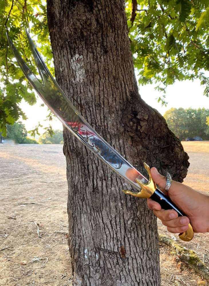Zilfikar Sword 7 - Zulfikar Sword