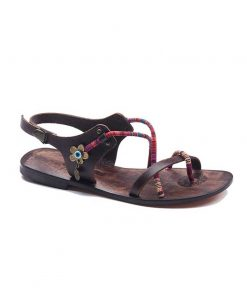 basic beaded gladiator sandals women 1 247x296 - Basic Beaded Gladiator Sandals