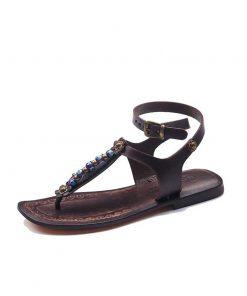 beaded-embossed-sandals