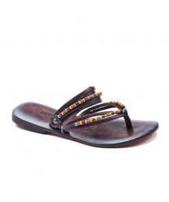beaded leather flip flops women 1 247x296 - Beaded Leather Flip Flops