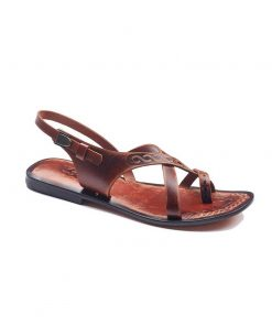 bodrum sandals evaterm sag 1966 247x296 - Basic Toe Thong Sandals