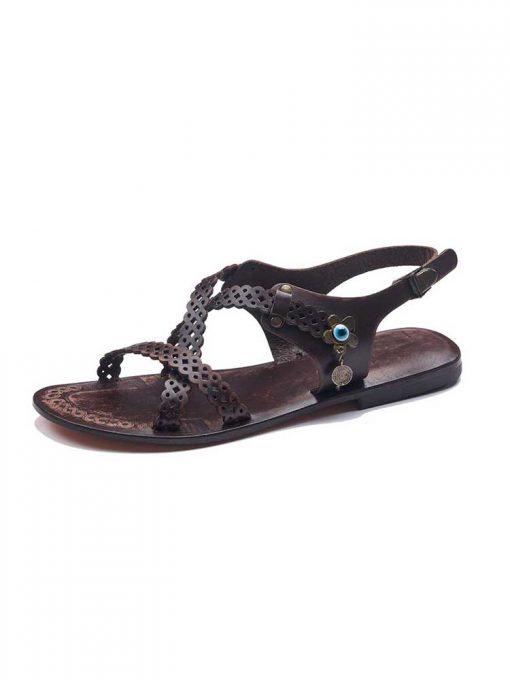 braiding-toe-thong-sandals
