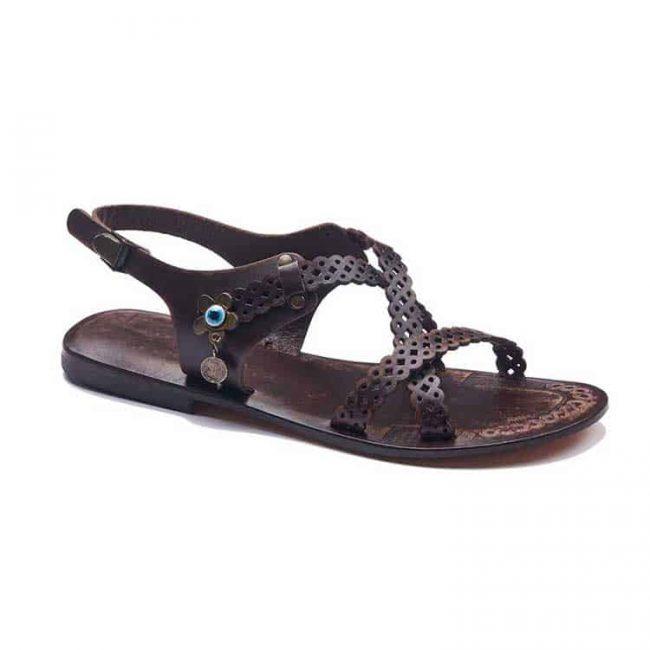 braiding toe thong sandals women 2 650x650 - Braiding Toe Thong Leather Women Sandals