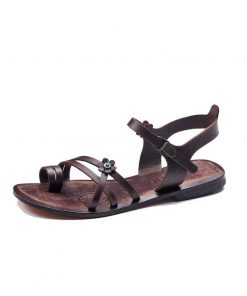 evil-eye-leather-sandals