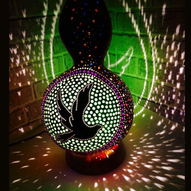 flying-bird-gourd-lamp-unique