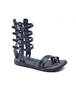 full strapped gladiator sandals 2 247x296 - Full Strapped Gladiator Sandals