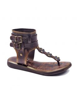 gladiator sandals evaterm sag 2016 247x296 - Ankle Wrap Gladiator Sandals