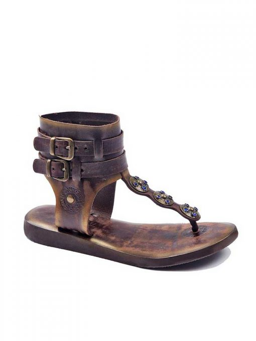 gladiator sandals evaterm sag 2016 510x680 - Ankle Wrap Gladiator Sandals