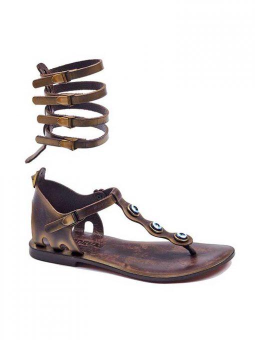 gladiator sandals evaterm sag 2020 510x680 - Evil Eye Gladiator Sandals