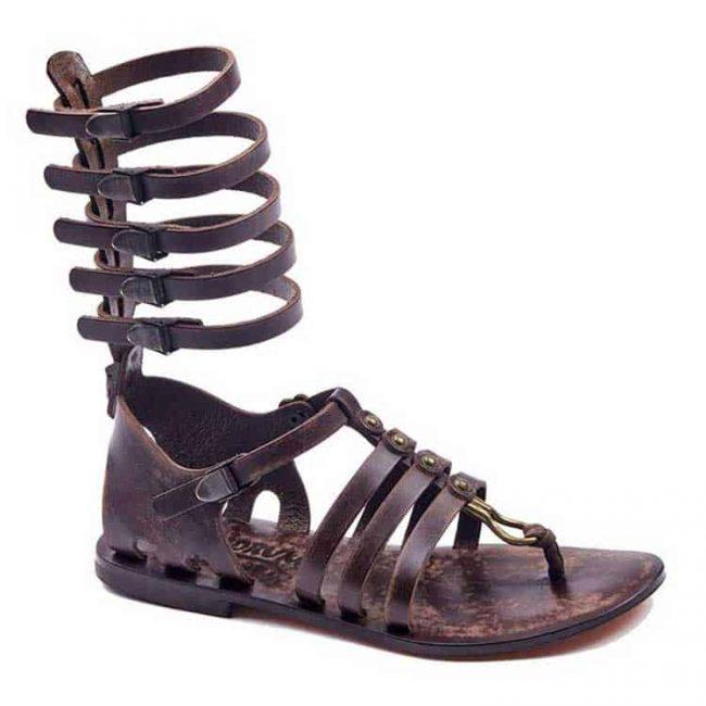 gladiator sandals evaterm sag 2021 650x650 - Casual Gladiator Sandals