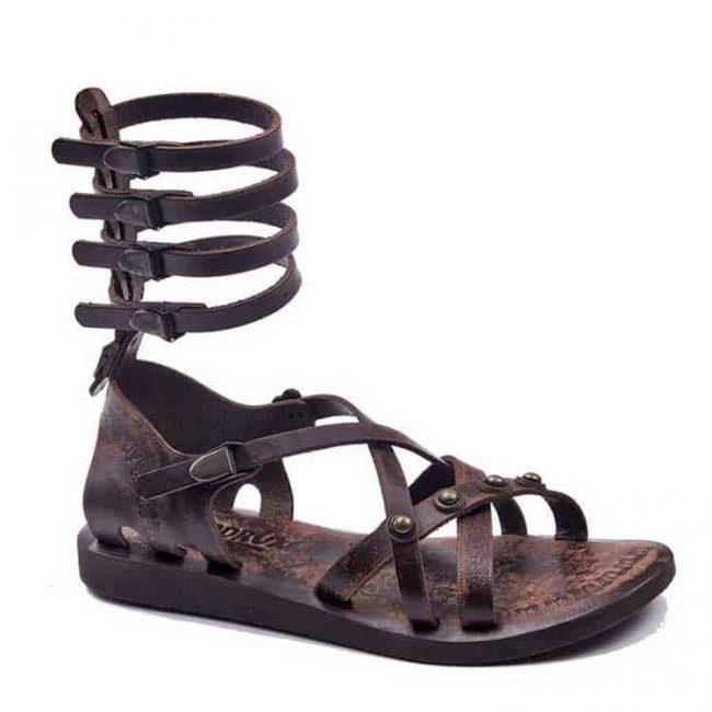 gladiator sandals evaterm sag 2024 650x650 - Strapped Gladiator Sandals