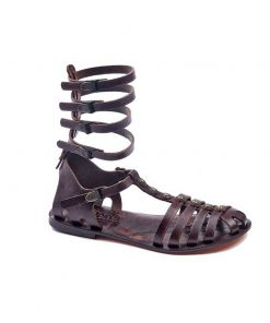 gladiator sandals evaterm sag 2026 247x296 - Metallic Gladiator Sandals