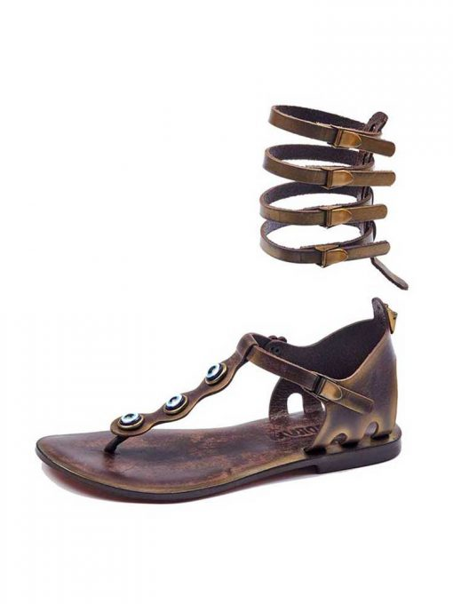 gladiator sandals evaterm sol 2020 510x680 - Evil Eye Gladiator Sandals