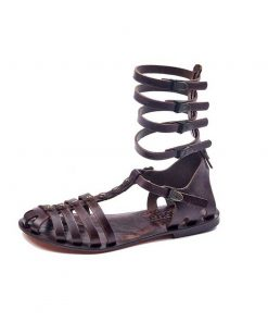 handmade leather women sandals online shop
