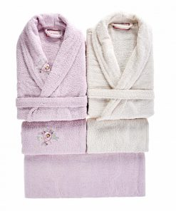mens and womens turkish terry cotton bath house robe