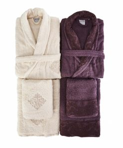 luxury real terry cloth his and hers bathrobes store