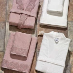 pure-pink-towels-set