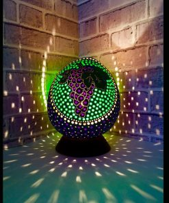 purple-grape-gourd-lamp-patterns