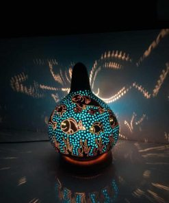 sea-theme-gourd-lamp-patterns