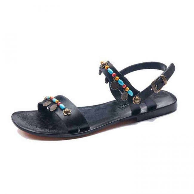Buy leather sandals for women