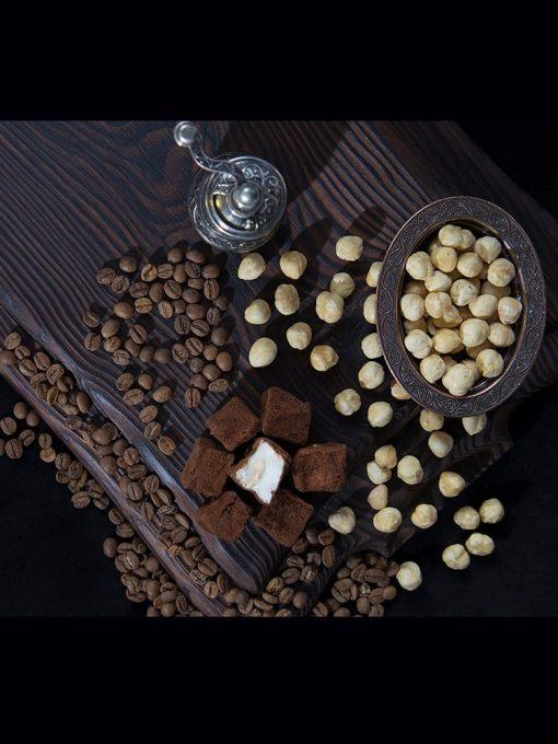 turkish delight coffee nut flavor 3 510x680 - Turkish Delight Coffee Nut Flavor