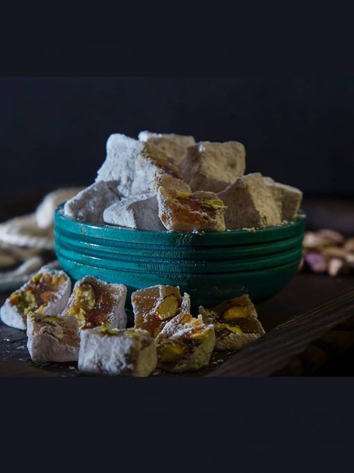 turkish delight double roast pistachio 3 510x680 - Turkish Delight Double Roast Pistachio
