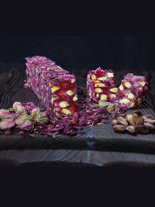 turkish-delight-pistachio-pomegranate-rose