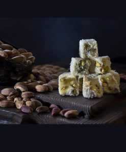 turkish delight pistachio saffron flavor 2 1 247x296 - Turkish Delight Pistachio Saffron Flavor