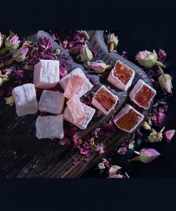 turkish delight with natural rose 1 247x296 - Turkish Delight with Natural Rose