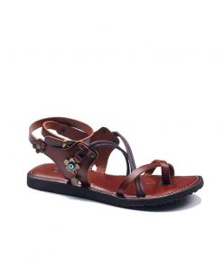 two strapped sandals women 1 247x296 - Two Strapped Sandals