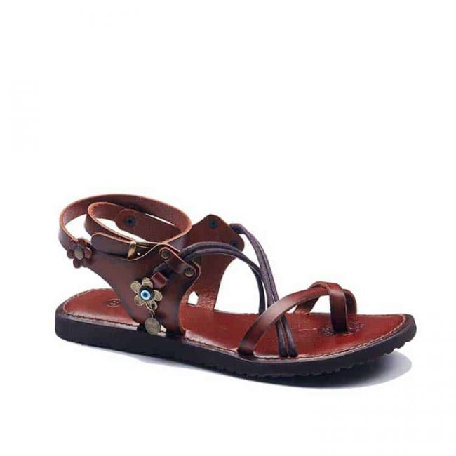 two strapped sandals women 1 650x650 - Two Strapped Sandals