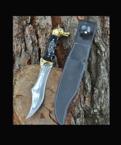 wolf head dagger 8 247x296 - Wolf Head Dagger