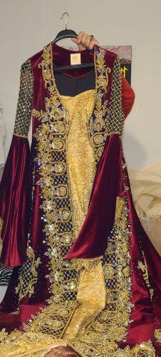 Ottoman Red Kaftan Set photo review