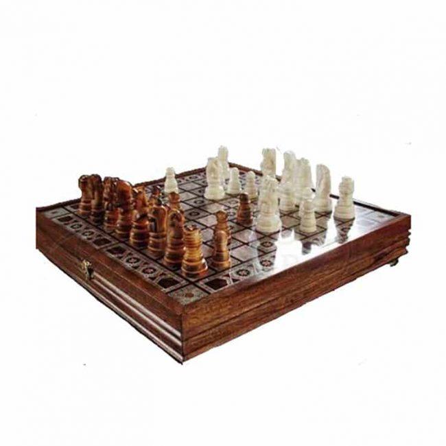 meerschaum-chess-set