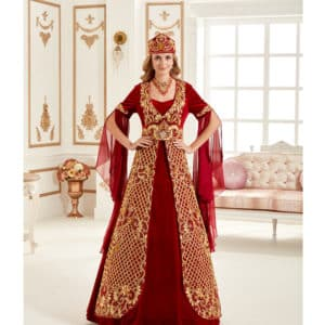 Lady Caftan Set