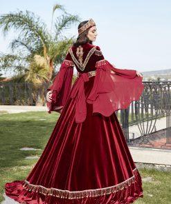 order long kaftan dress online